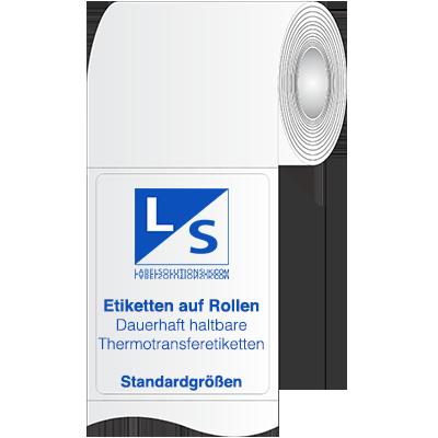 Thermotransferetiketten-Standard-LSUK